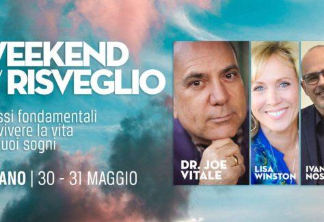Joe Vitale torna in Italia