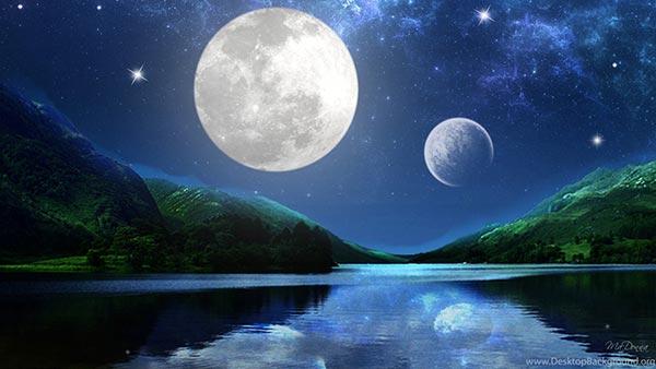 La luna, come le fasi lunari influenzano la nostra vita