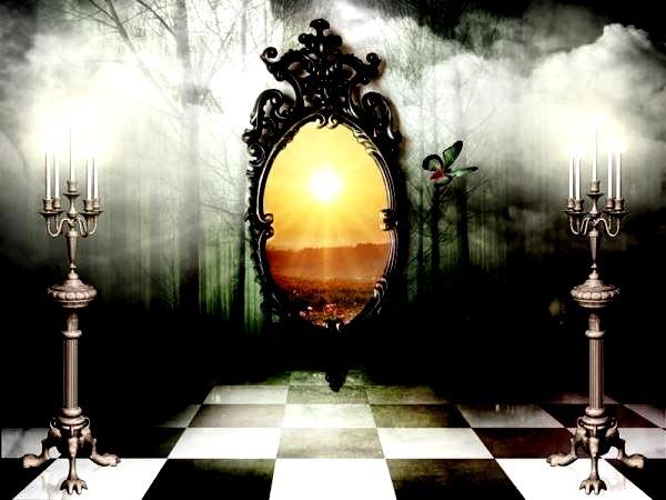 7 specchi Esseni